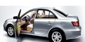 Cửa hít xe ô tô - xu hướng cho xe hơi thời công nghệ